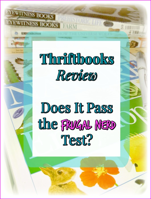 Is Thriftbooks a legitmate place to buy used books for a good price? Here is my review!