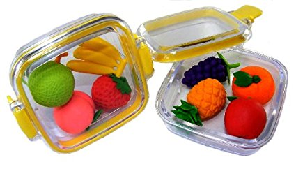 Bento Box Erasers Back-to-School 2017