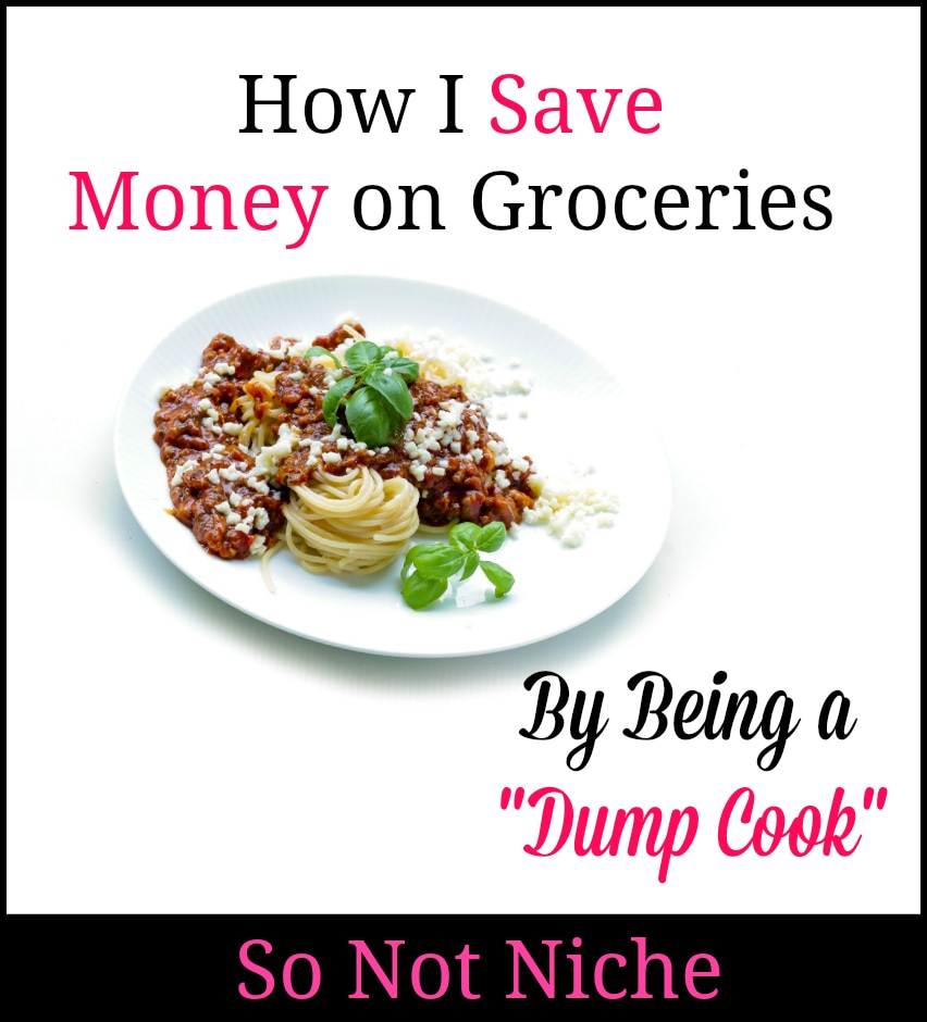 How I Save Money With Dump Cooking