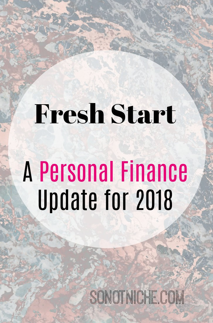 Celebrating a few personal finance moments , blogging milestones and new pursuits for 2018