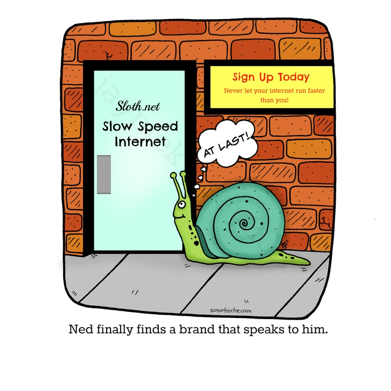 Funny Snail cartoon