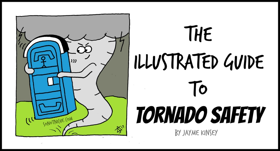 The Illustrated Guide to Tornado Safety
